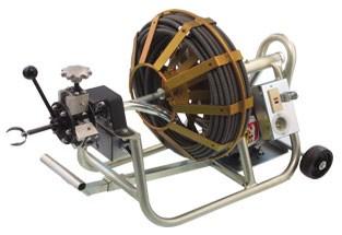 drain rooter machine